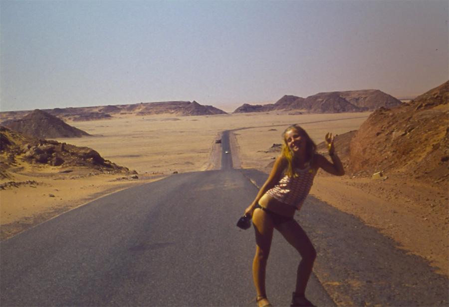 Mit Dem Vw Bus Durch Norafrika 1974 Test